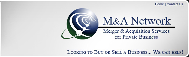 M&A Network - Merger & Acquisition Services for Private Business